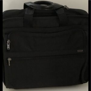 Authentic- Tumi 2 Wheel Laptop/brief case  bag